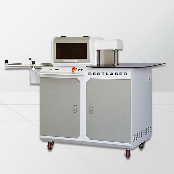 Mini CNC Aluminum Profile Bending Machine with PC B130