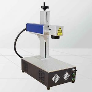 20w Watt Tabletop Mini Laser Marking Machine for Metal