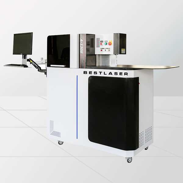 High Precision Aluminum Profile Channel Letter Bending Machine 130S
