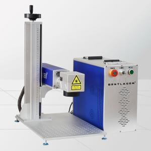 Hot Sale Desktop Fiber Laser Marking Machine for Metal