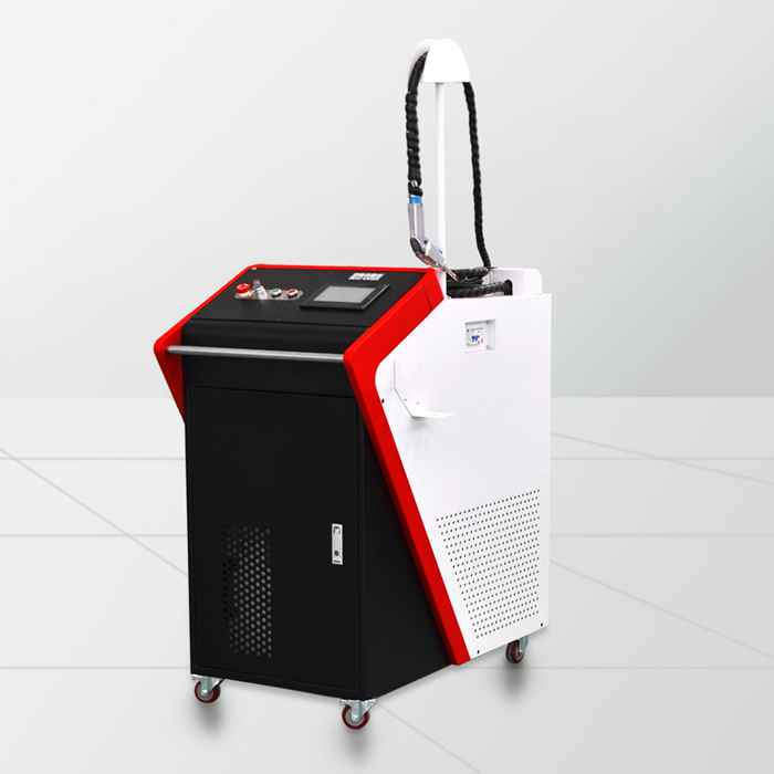 1000W 1500W CNC Precision Hand Held Fiber Laser Welding Machine for Stainless Steel Copper